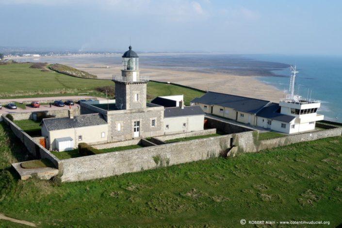 Le phare toute une histoire station de barneville carteret - Office du tourisme barneville carteret ...