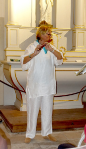 Concert de flûte : Sylvie Berthod