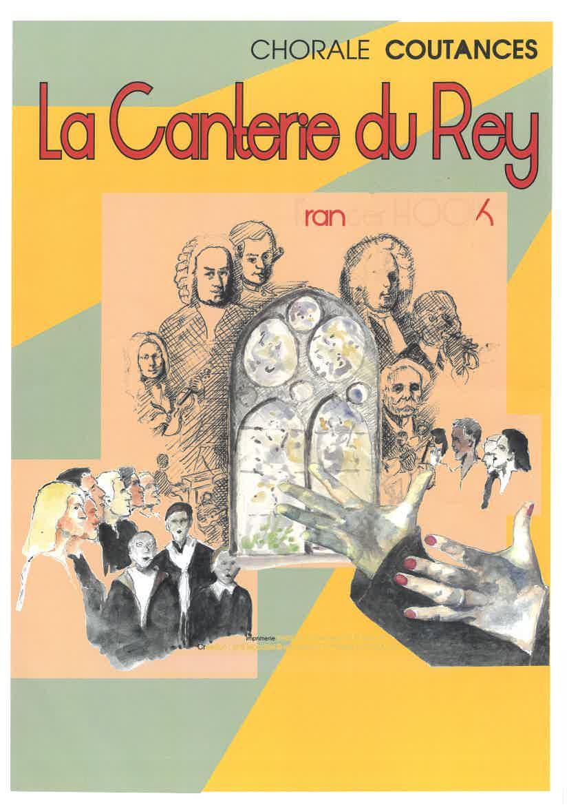 """""""La Canterie du Rey"""""""