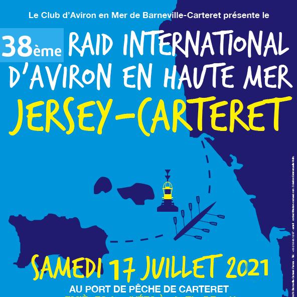Arrivée Jersey Carteret 38ème édition