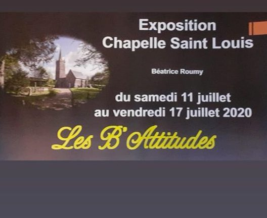 Exposition à la Chapelle Saint Louis