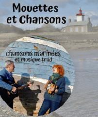 Concert forain sur le marché : MOUETTES ET CHANSONS