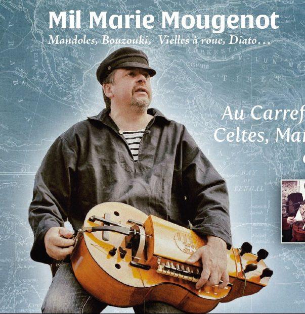 Concert forain sur le marché : MIL MARIE MOUGENOT